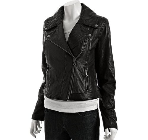 """Leather jackets were an integral part of the uniforms of many armies, and after WWII there was a proliferation of """"surplus"""" jackets available to the public. During this time the leather motorcycle jacket retained its symbolic association with the warriors who brought them back and into the mainstream."""
