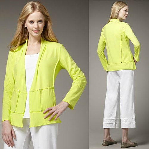 Would You Wear A Bright Neon Jacket