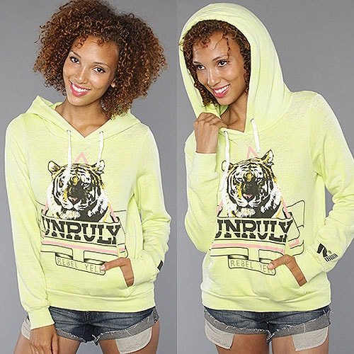 Rebel Yell Unruly Pullover Hoodie