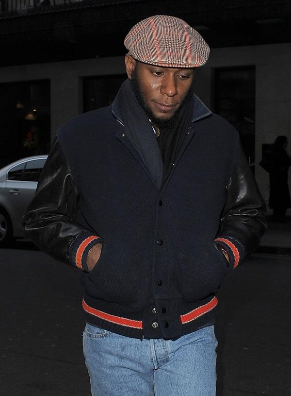 Mos Def Varsity Jacket