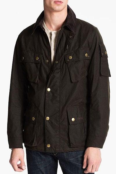 """Barbour """"Longstone"""" Field Jacket"""