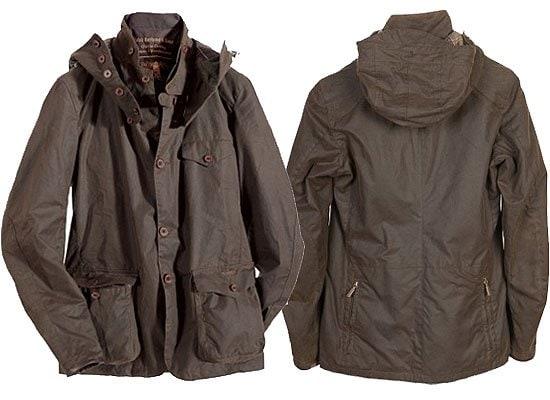 Barbour Men's Beacon Heritage Sports Jacket