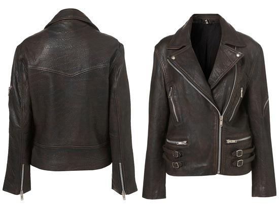 Double-Buckle Jacket