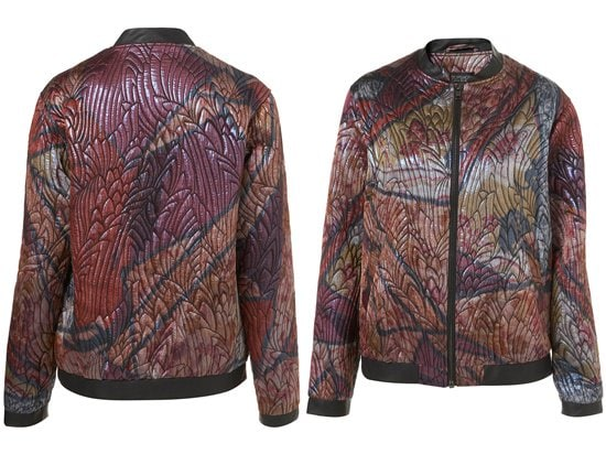 Stained Glass Bomber Jacket