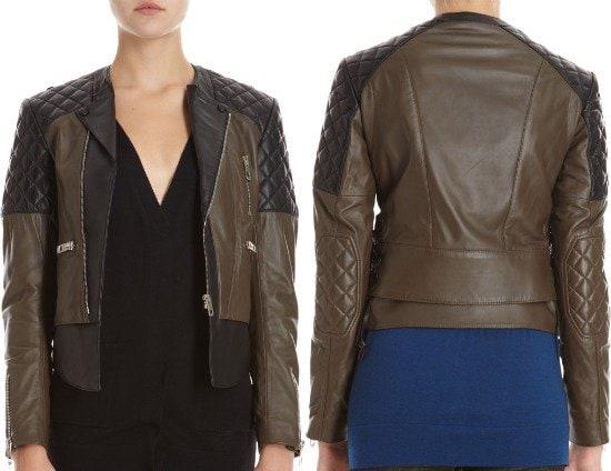 Balenciaga Bicolor Jacket