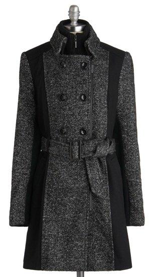 Jade's City of Style Coat by Kensie