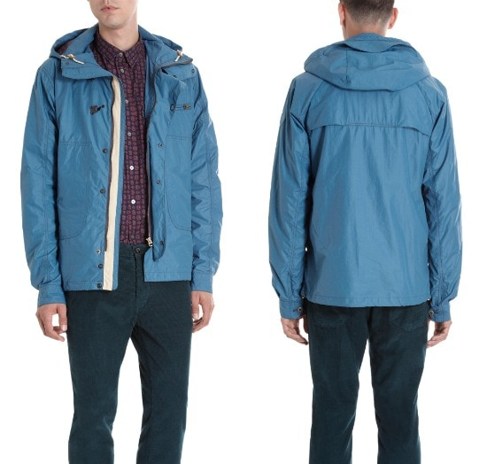 Paul Smith Jeans Hooded Parka