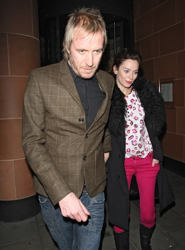 Celebrities at C London restaurant