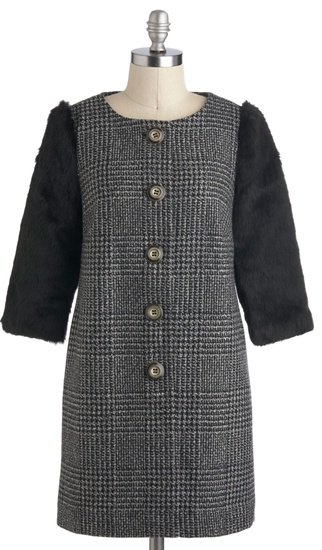 Turin Time Coat by Darling