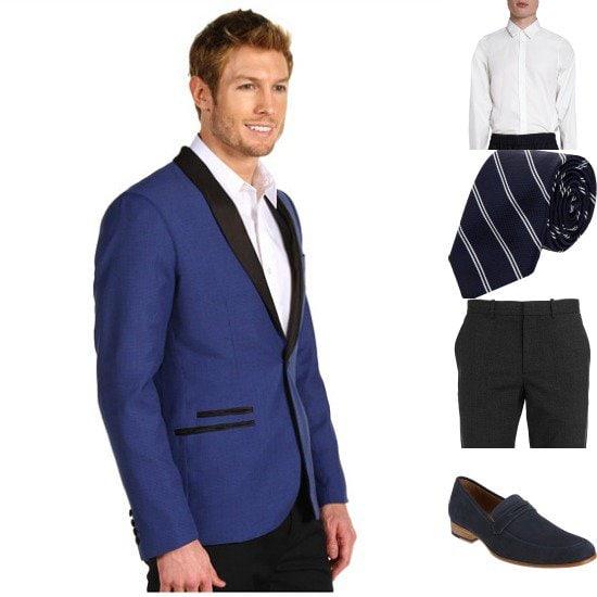 Formal Tuxedo Jacket