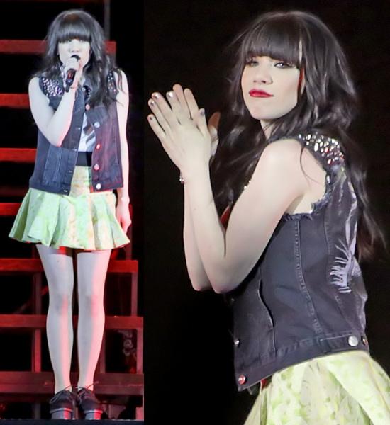 Carly-Rae-Jepsen- performing-at- Manchester-Arena-Featuring- Carly-Rae-Jepsen-Manchester- United-Kingdom-February-22-2013-Sakura
