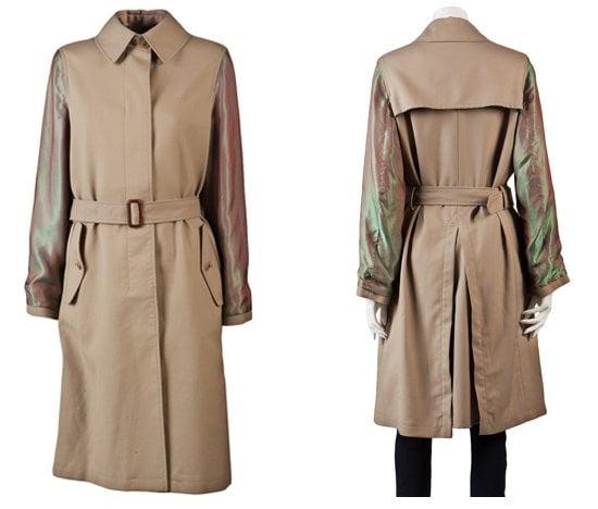 Maison Martin Margiela Vintage Irridescent Sleeve Coat