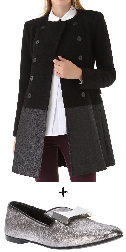 Nanette Lepore Ambrose Coat1