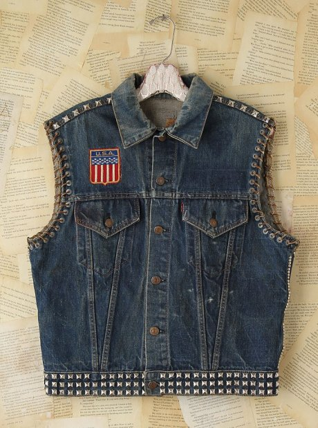 Vintage-Embellished-Vest
