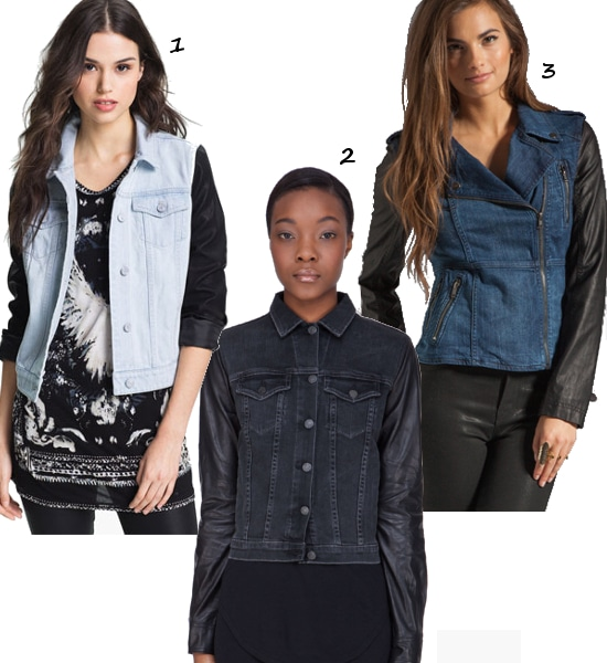 Denim-Jacket-with-Leather-Sleeves