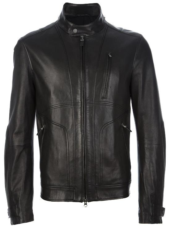 Ermenegildo Zegna Dual Zip Jacket