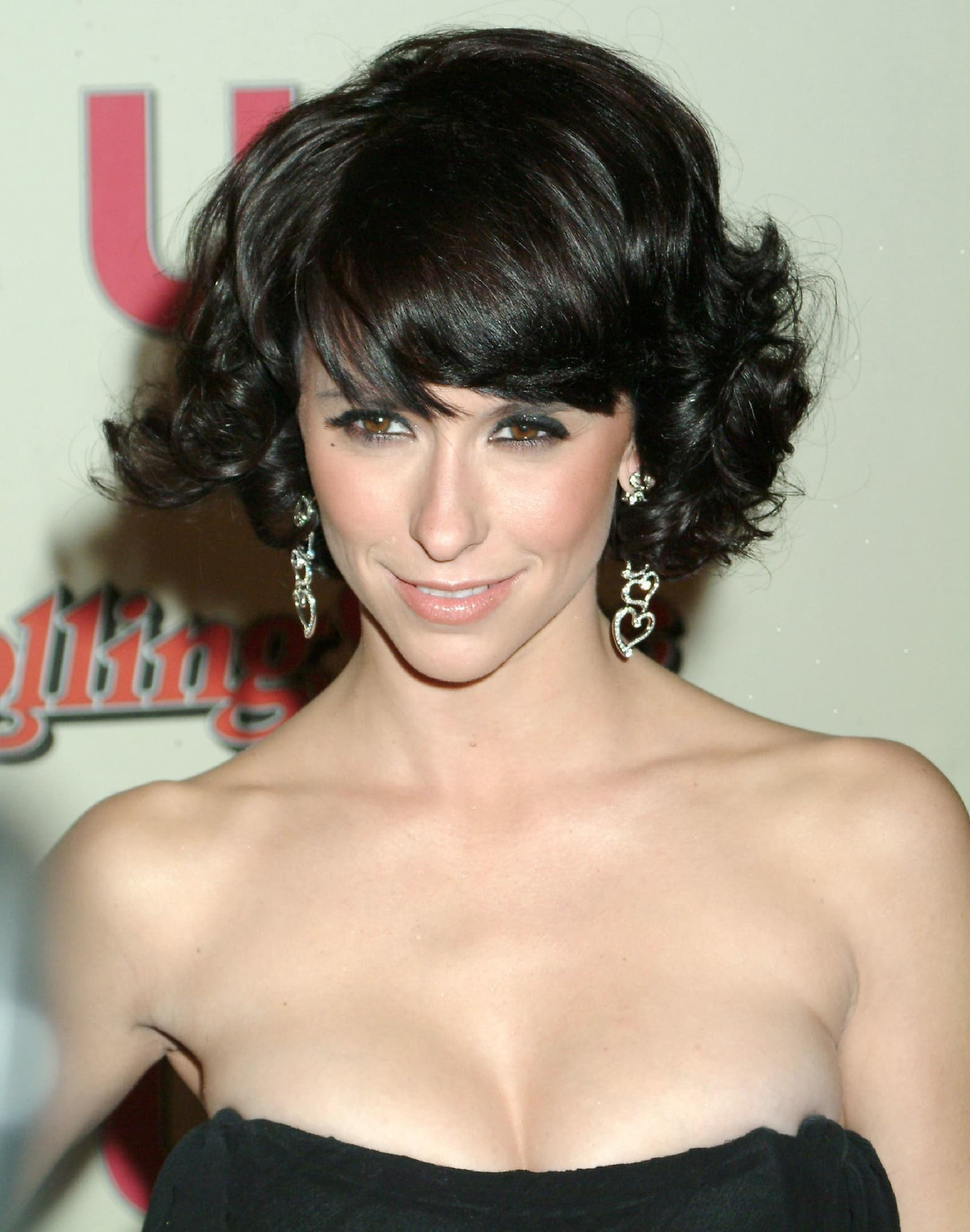 Jennifer Love Hewitt's big boobs steal the show during 2006 Us Magazine and Rolling Stone Rock the Oscars After-Party