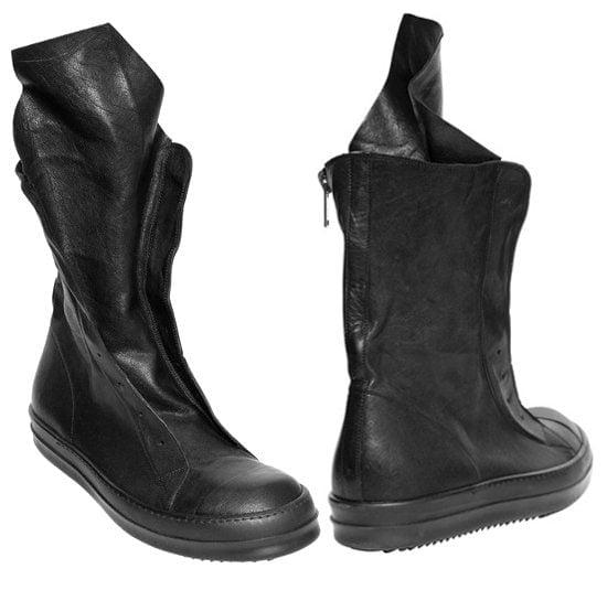Rick Owens Ramones Boots
