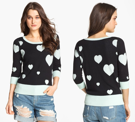 Remain Hearts Sweater