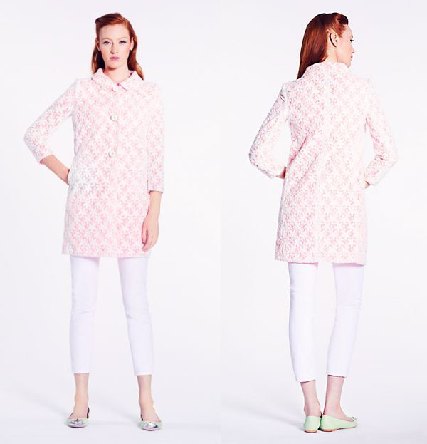 Kate Spade Daisy Franny Coat