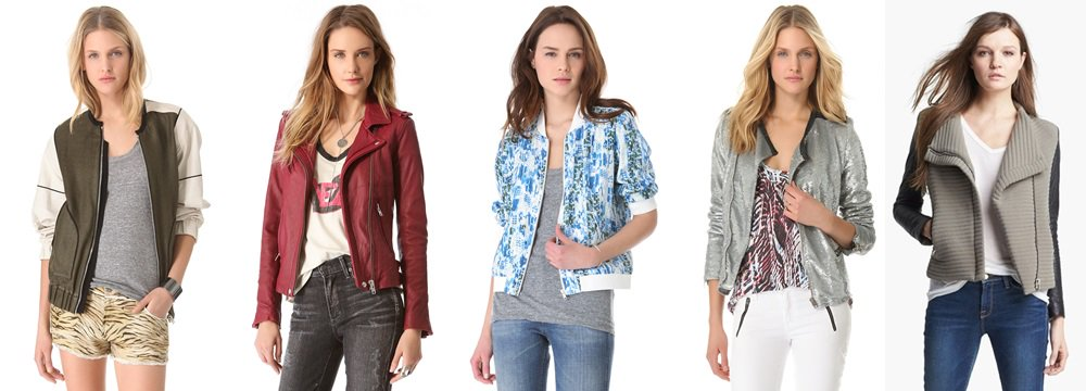IRO Paris jackets have become very popular among celebrities