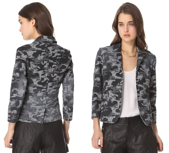 Kelly Wearstler Burrow Denim Blazer