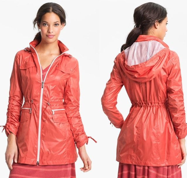 Laundry by Shelli Segal Packable Anorak-horz
