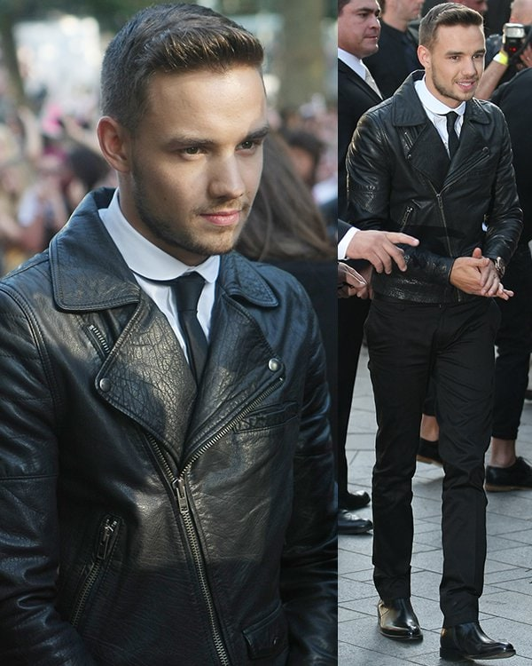 Liam Payne One Direction This Is Us Premiere