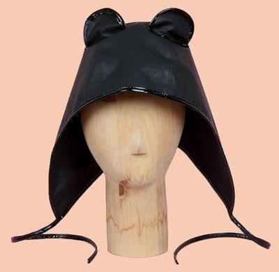 Maison Michel Cat Ears Weather Hood