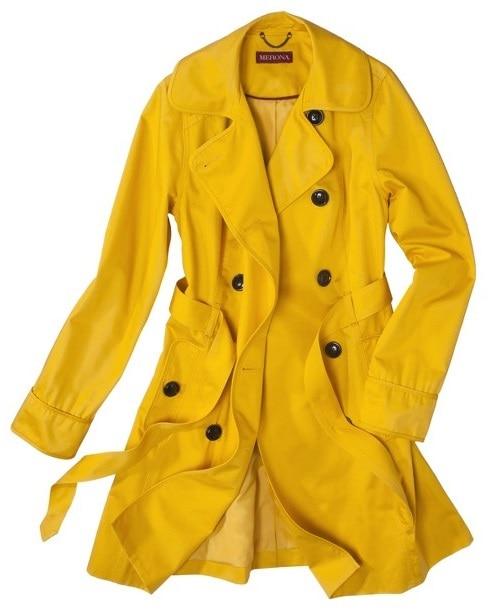 Merona Women's Trench Coat