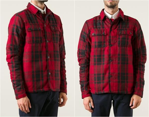 SOS Sportwear Tartan Jacket