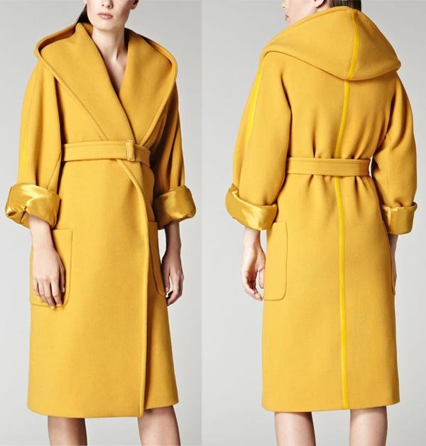 Max Mara Wool and Angora Coat