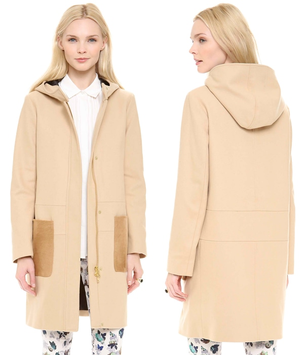 Club Monaco Ryan Coat