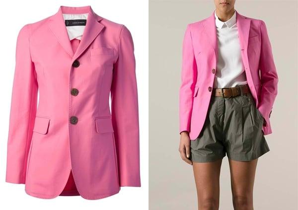 DSQUARED2 Buttoned Blazer