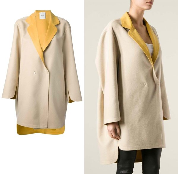 Agnona Oversized Coat