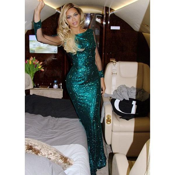 Beyonce 2014 BRIT Awards