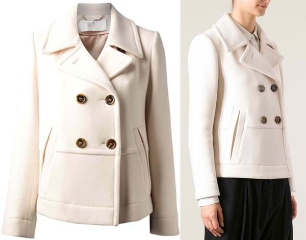 Chloe Double Breasted Coat