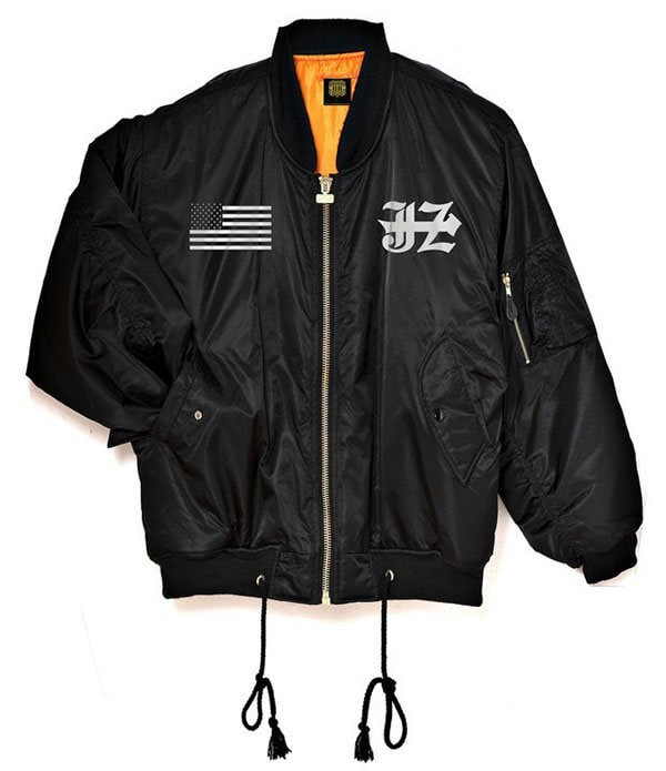 JAY-Z Picasso Baby BOMBER Magna Carta World Tour LIMITED EDITION2