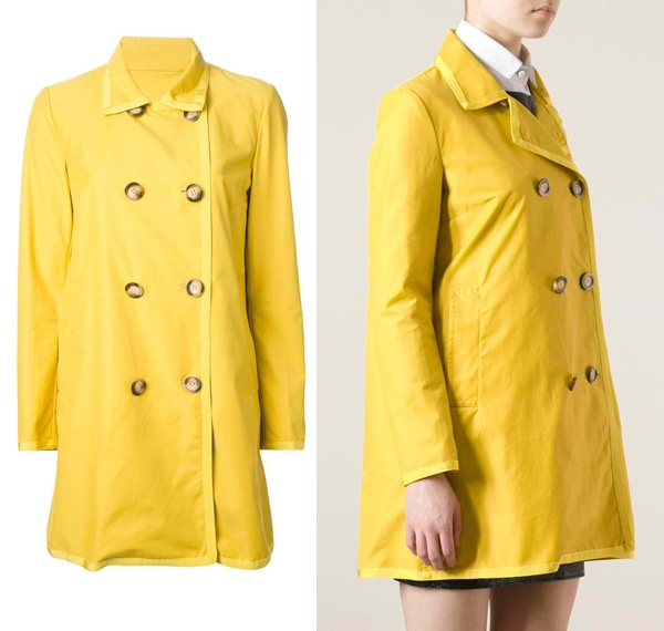 Moncler Citron Short Coat