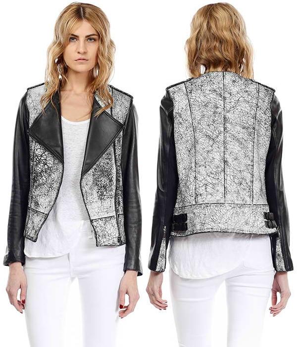 Nour Hammour Maya Crack Jacket