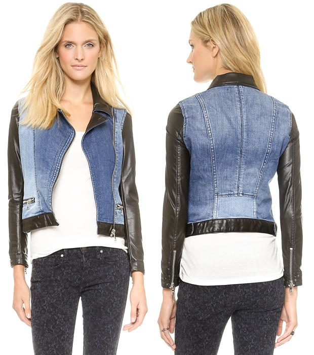 Genetic Los Angeles Irina Moto Jacket