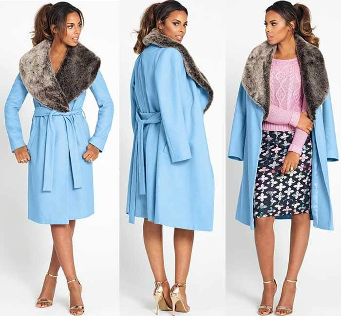 Rochelle-Humes-Faux-Fur-Collar-Wrap-Coat