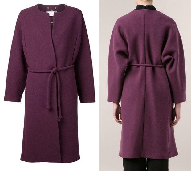 Chloe Tied Coat