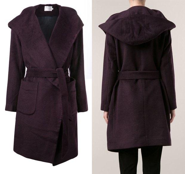 Shades of Grey Long Coat