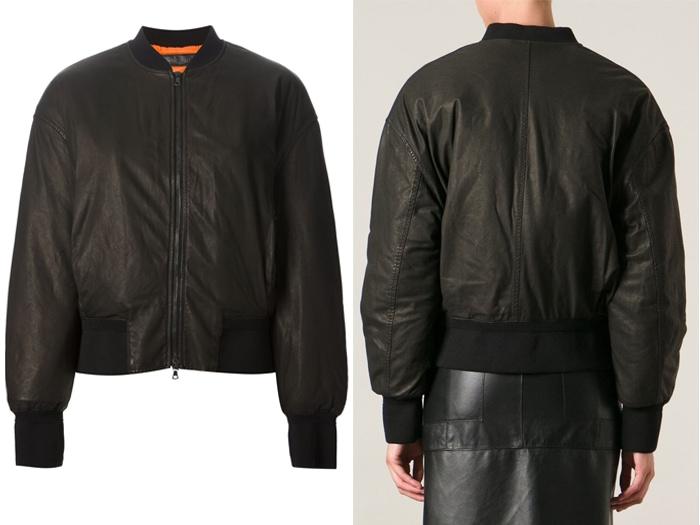 Neil Barrett Boxy Bomber Jacket