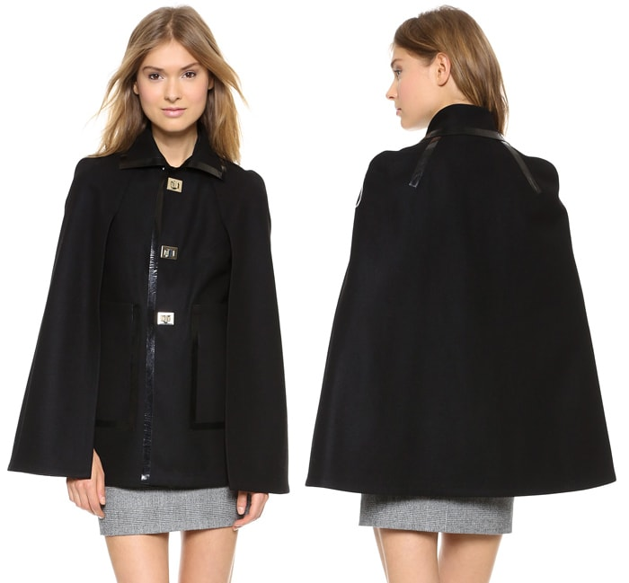 Dsquared2 Adele 60s Cape