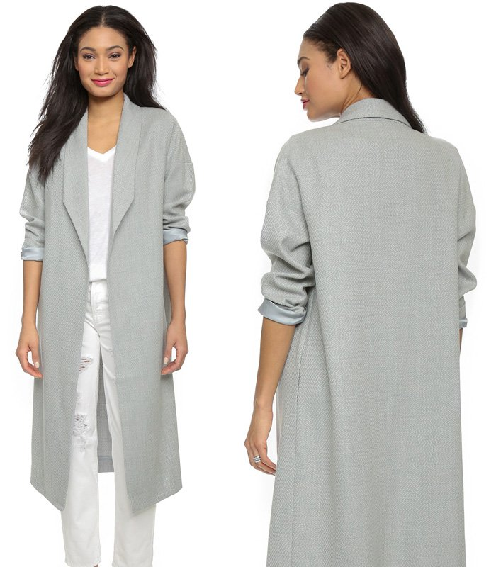 AYR Grey Robe