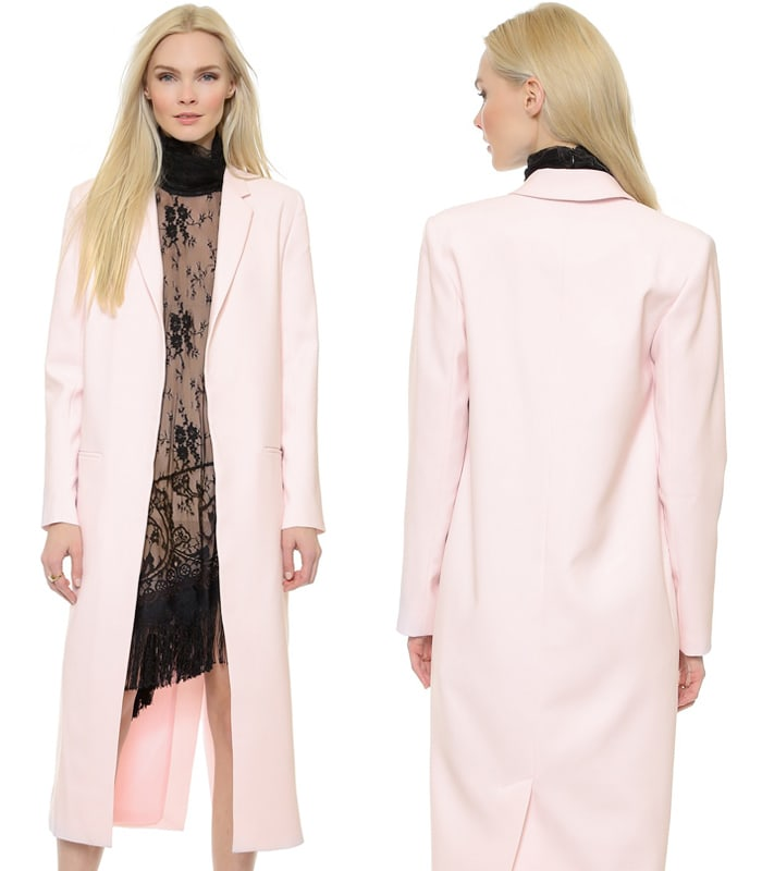 Camilla and Marc Caster Coat
