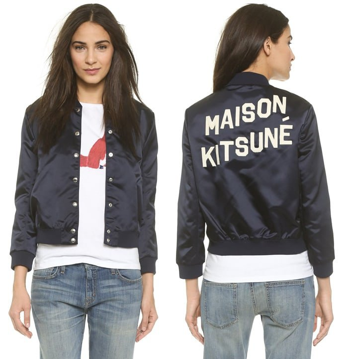 Maison Kitsune Maison Kitsune Jacket
