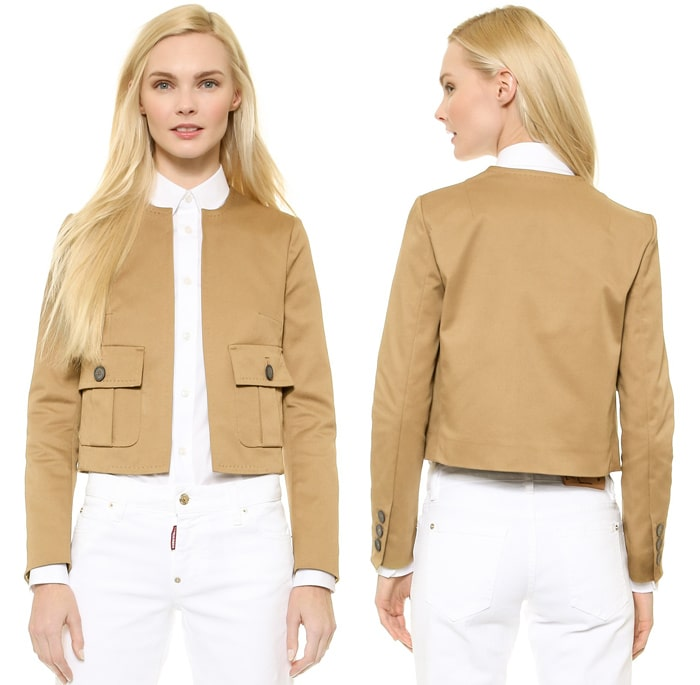 DSQUARED2 Cotton Jacket
